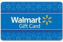 Walmart Gift Card 1